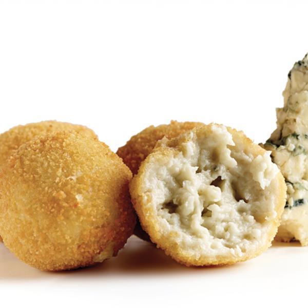Croquetas de queso azul (25 g)