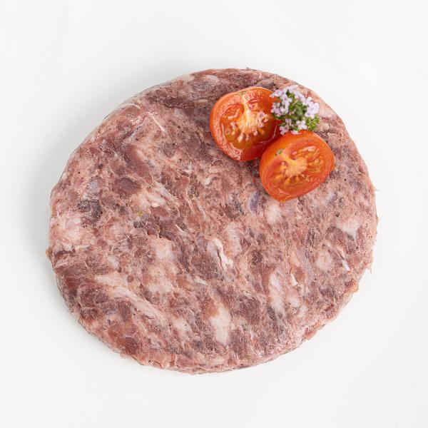 Hamburguesa de Ciervo con foie (160 g)